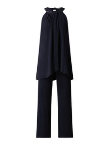 Kombinezon Vera Mont z długimi nogawkami z szyfonu
