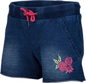Spodenki dziecięce Lewro z jeansu