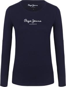 Bluzka Pepe Jeans w street stylu