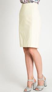 Żółta spódnica QUIOSQUE