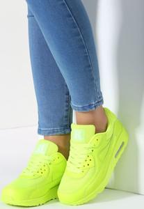 Renee limonkowe buty sportowe classical nilda