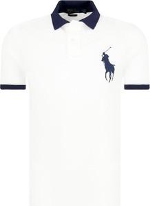 Koszulka polo POLO RALPH LAUREN w młodzieżowym stylu z krótkim rękawem