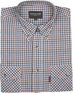 Koszula Dockland z bawełny