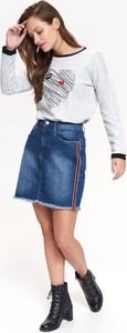 Spódnica Troll z jeansu