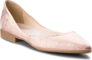 Różowe baleriny Sergio Bardi