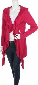 Różowy sweter Sandra Steiner w stylu casual