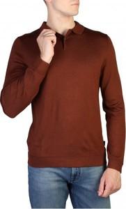 Brązowy sweter Calvin Klein