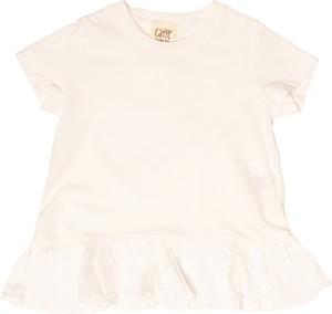 Bluzka dziecięca Caffè d'orzo z krótkim rękawem