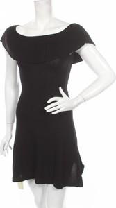 Czarna sukienka Tina