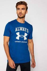 T-shirt Under Armour w sportowym stylu