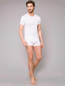 T-shirt Męski Derek Rose 8005 -JACK001WHITE
