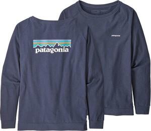Bluzka Patagonia z bawełny