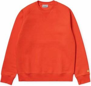 Pomarańczowa bluza Carhartt WIP w stylu casual