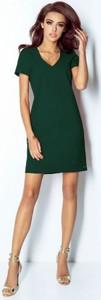 Zielona sukienka Ivon