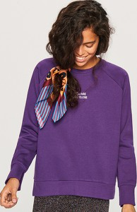 Bluza Reserved w street stylu krótka