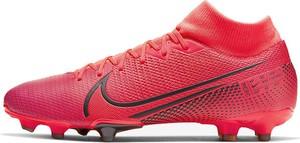 Buty sportowe Nike mercurial sznurowane