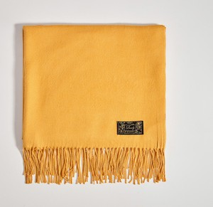 Żółty szalik Mohito