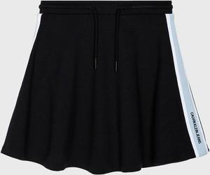 Czarna spódniczka dziewczęca Calvin Klein