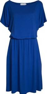 Niebieska sukienka Kasia Miciak design