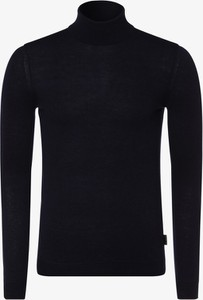 Granatowy sweter Ted Baker