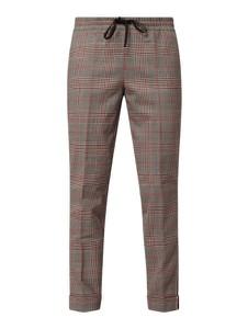 Spodnie Cambio z wełny