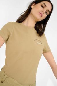 T-shirt ORSAY z dzianiny z krótkim rękawem