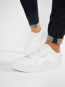 Calvin Klein Sneakersy Elliot B4F2245 Biały