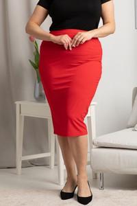 Czerwona spódnica KARKO