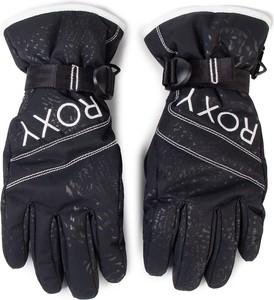 Granatowe rękawiczki Roxy