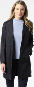 Granatowy płaszcz Gil Bret w stylu casual