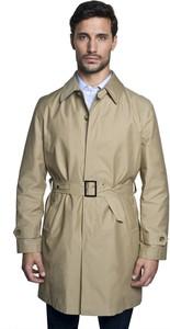 Płaszcz męski Recman w stylu casual