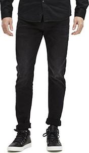 Brązowe jeansy CELIO z jeansu