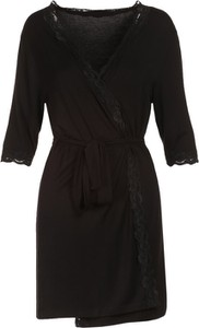 Sukienka born2be mini z długim rękawem w stylu casual