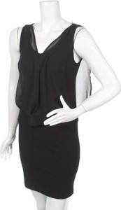 Czarna sukienka Teddy Smith prosta mini