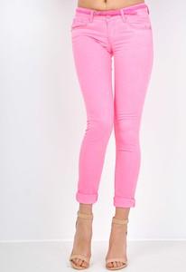Różowe spodnie Zoio