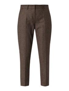 Spodnie Gerry Weber z bawełny w stylu klasycznym