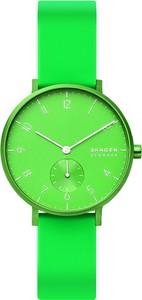 Zegarek SKAGEN - Aaren Kulor Neon SKW2819 Green/Green