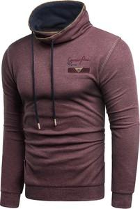 Czerwony sweter Risardi