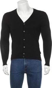Czarny sweter ZARA
