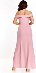 Sukienka Nubile z dekoltem w kształcie litery v