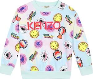 Bluza dziecięca Kenzo Kids z bawełny