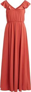 Czerwona sukienka Vila