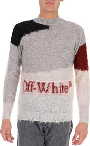 Sweter Off White