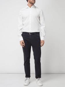 Koszula Hugo Boss z bawełny z klasycznym kołnierzykiem