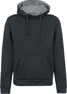 Czarna bluza Emp z bawełny