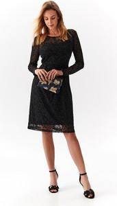 Sukienka Top Secret z szyfonu