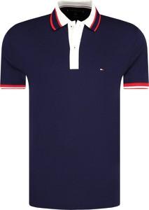 Koszulka polo Tommy Hilfiger z krótkim rękawem