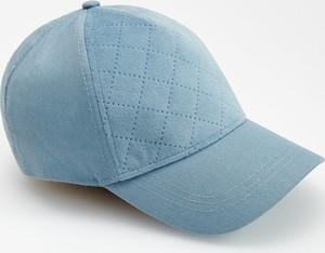 Turkusowa czapka Reserved