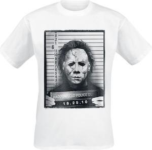 T-shirt Emp z bawełny z krótkim rękawem z nadrukiem