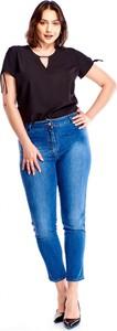 Jeansy Just Jeans w street stylu